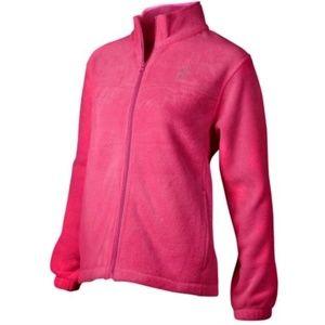 Laramie fleece zip-up jacket